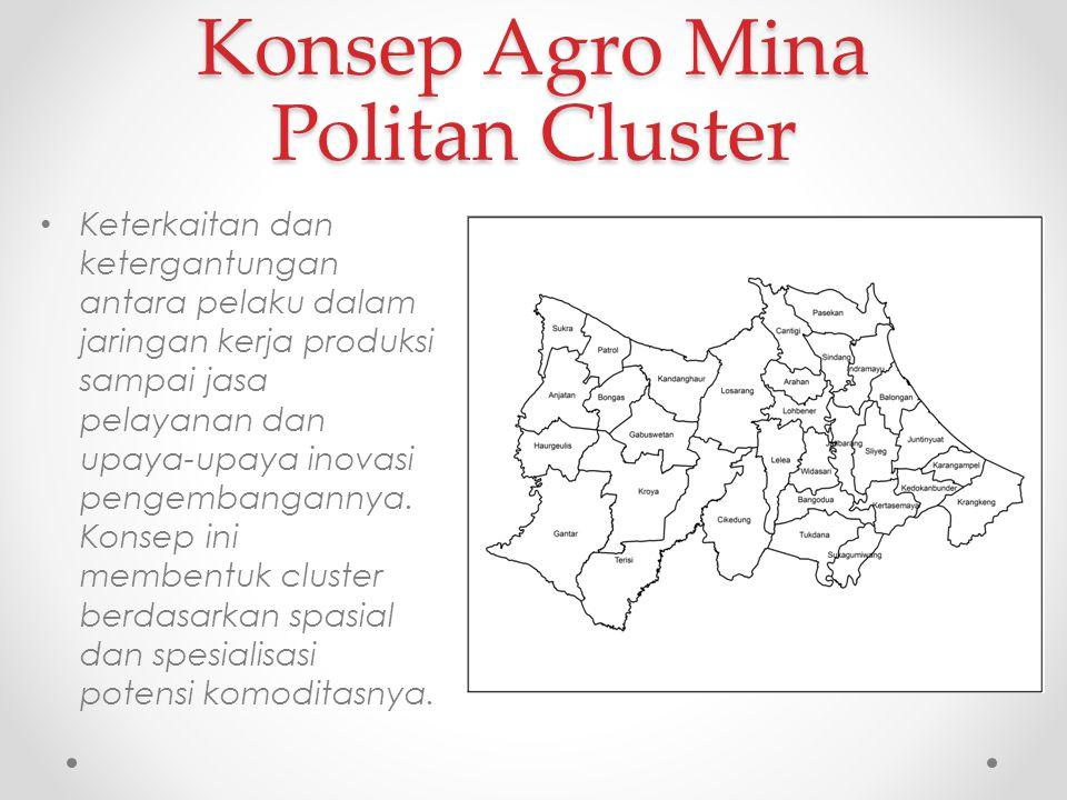 Konsep Agro Mina Politan Cluster