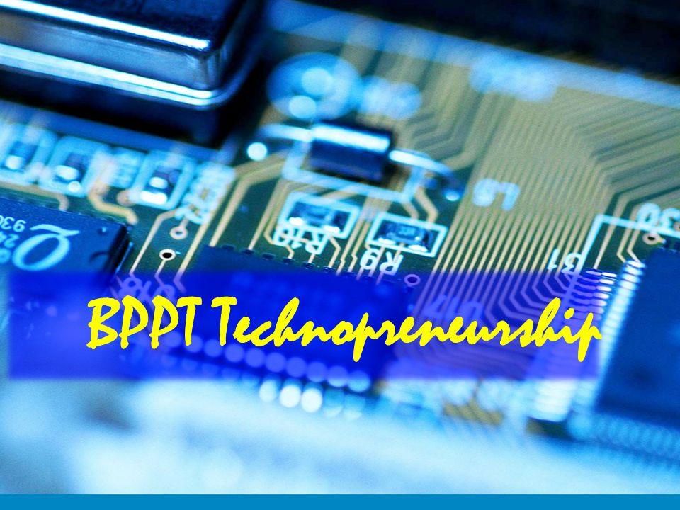 BPPT Technopreneurship