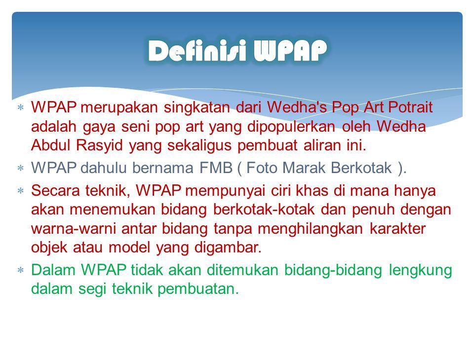 Definisi WPAP
