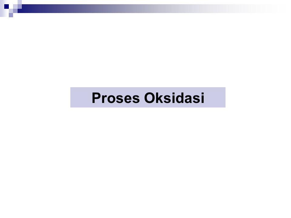 Proses Oksidasi