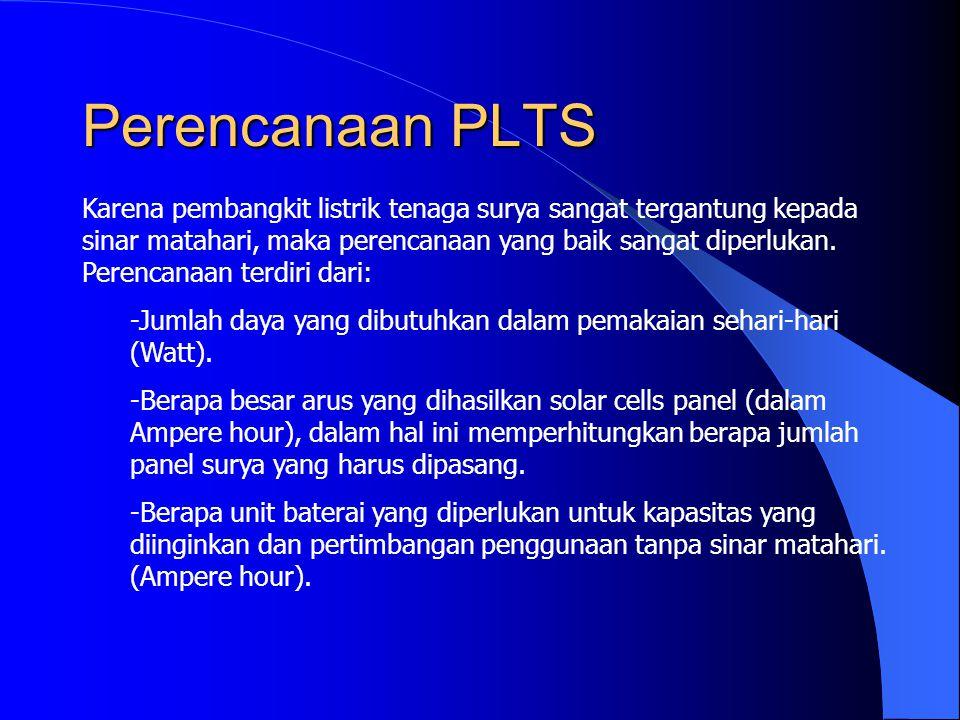 Perencanaan PLTS