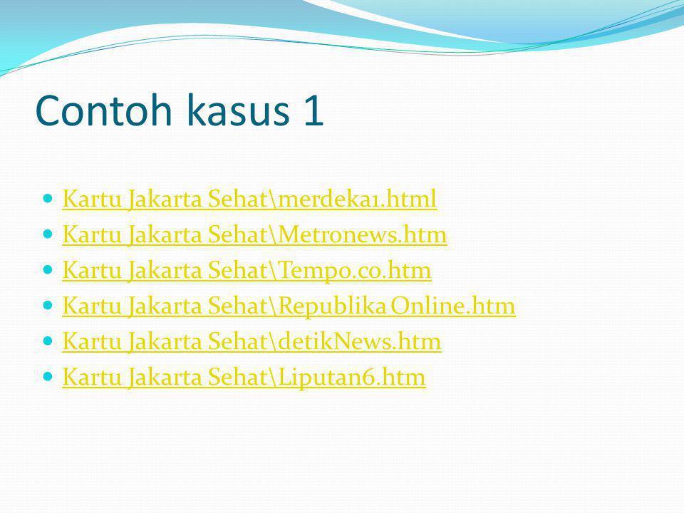 Contoh kasus 1 Kartu Jakarta Sehat\merdeka1.html