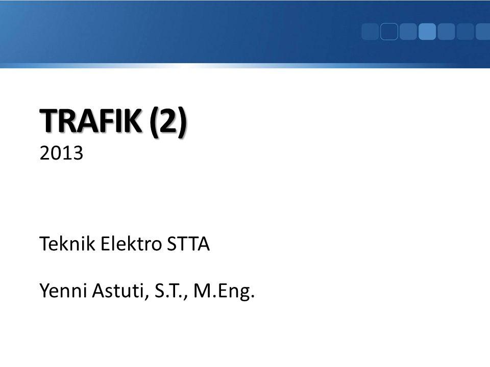 Teknik Elektro STTA Yenni Astuti, S.T., M.Eng.