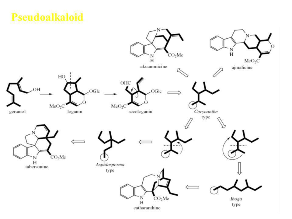 Pseudoalkaloid