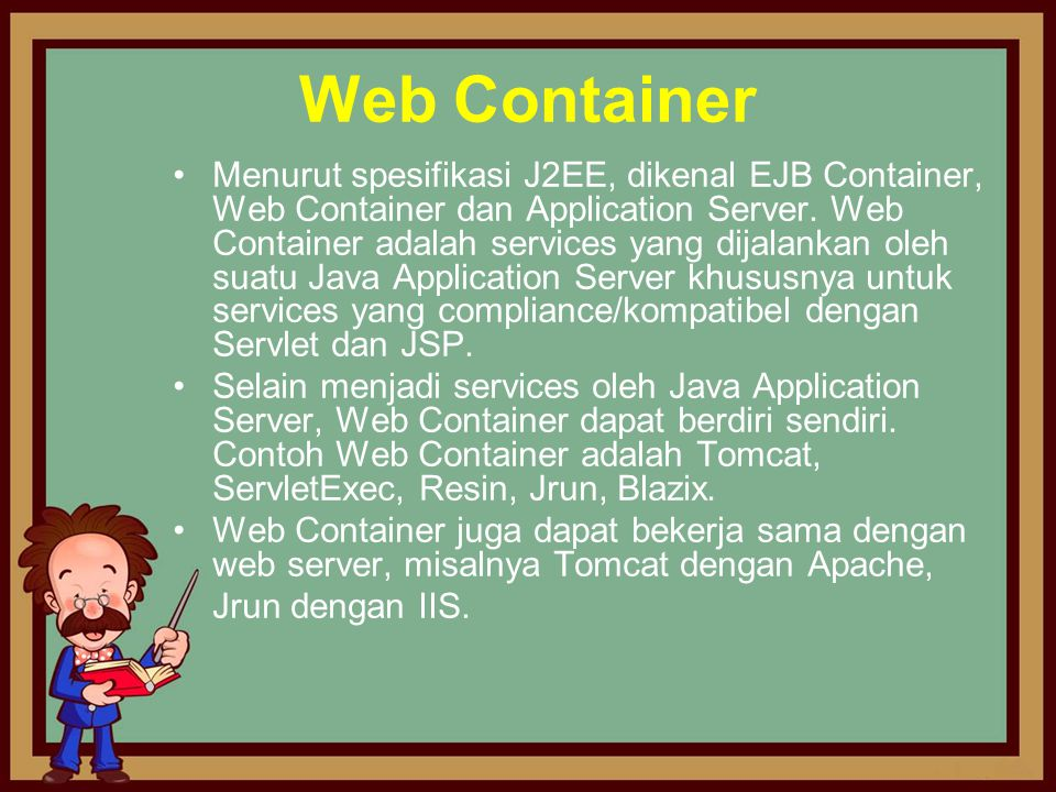 Web Container