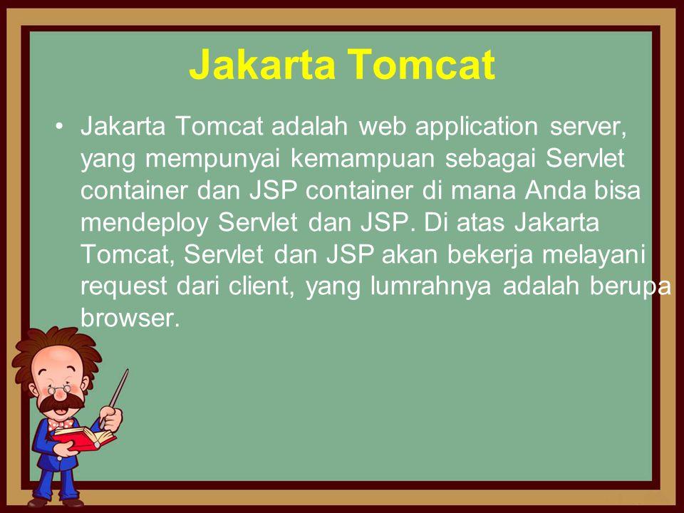 Jakarta Tomcat