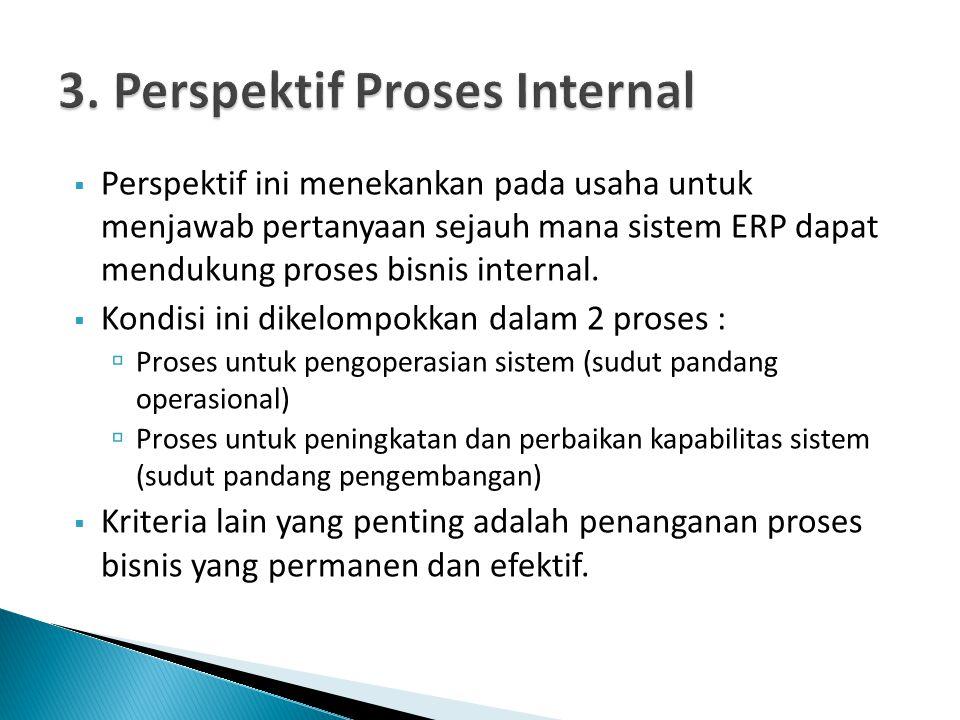 3. Perspektif Proses Internal