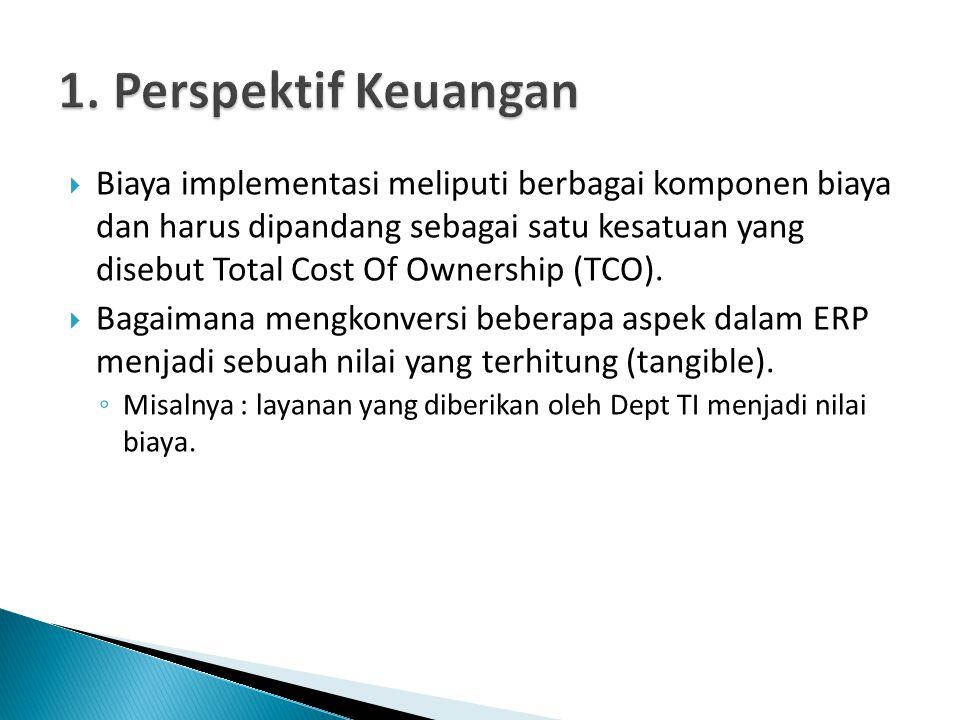 1. Perspektif Keuangan
