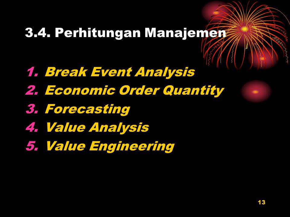 3.4. Perhitungan Manajemen