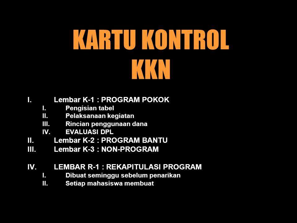 LAPORAN KKN-UNDIP-TIM-II-BY EDDY