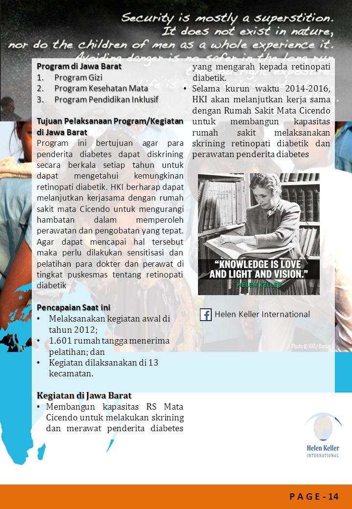 Program di Jawa Barat