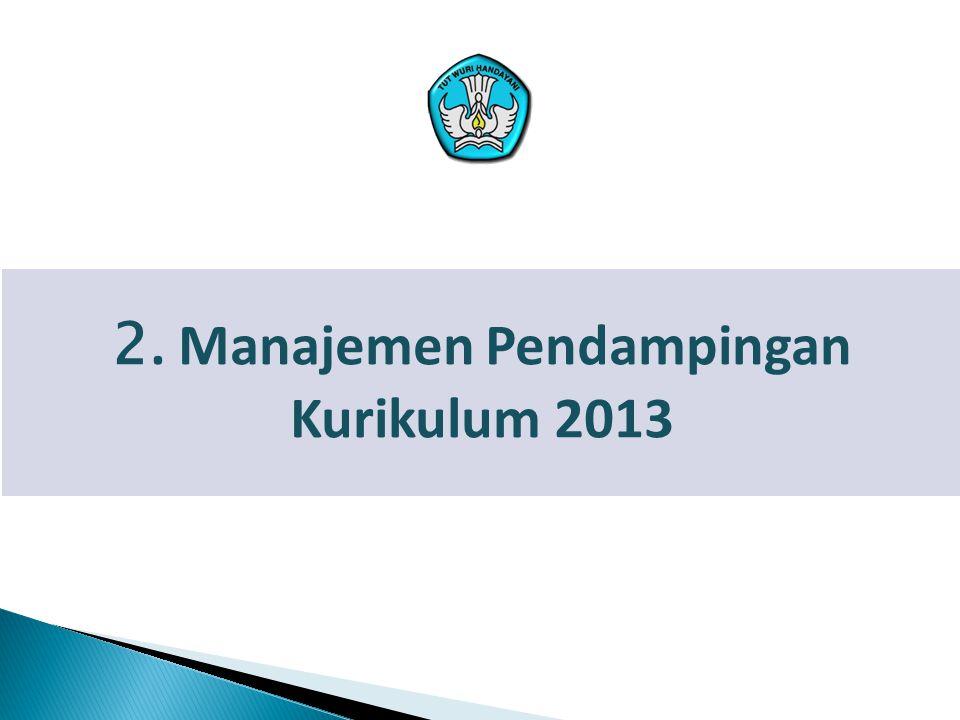 2. Manajemen Pendampingan