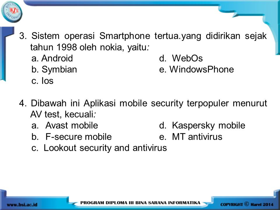 Avast Mobile Security For Symbian