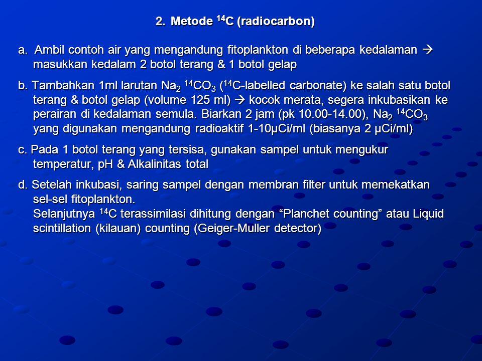 Metode 14C (radiocarbon)