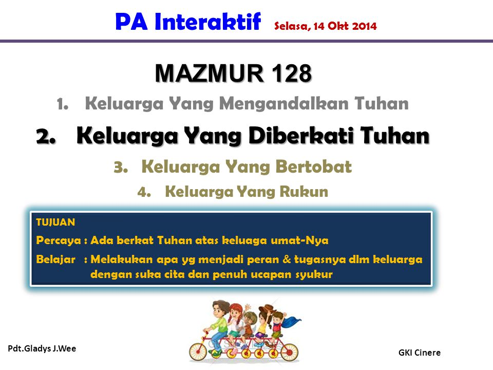 PA Interaktif Selasa, 14 Okt 2014