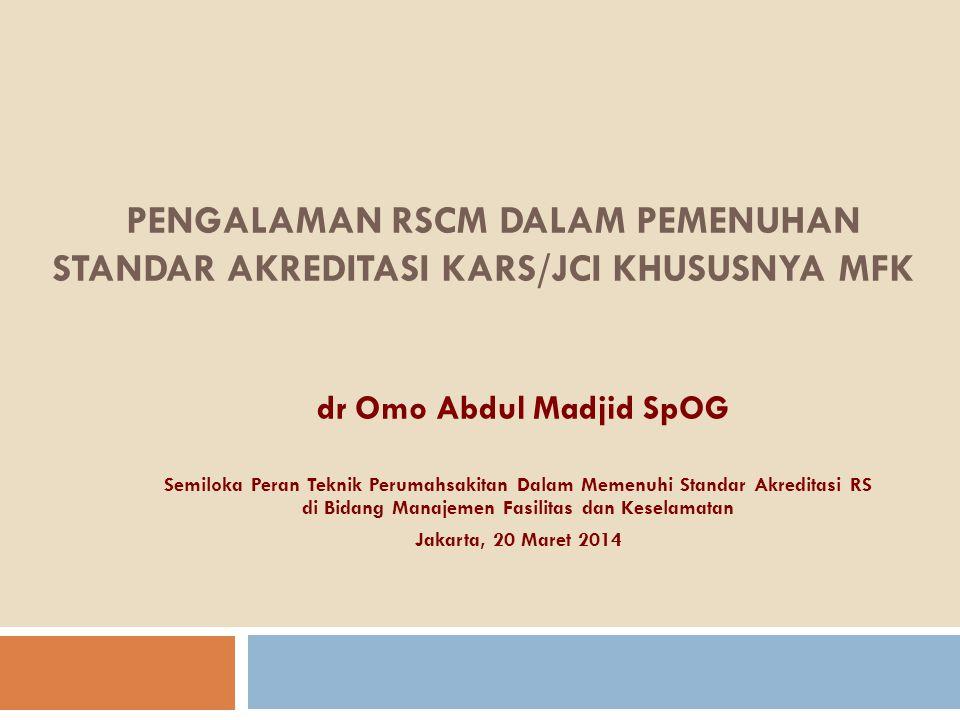 dr Omo Abdul Madjid SpOG