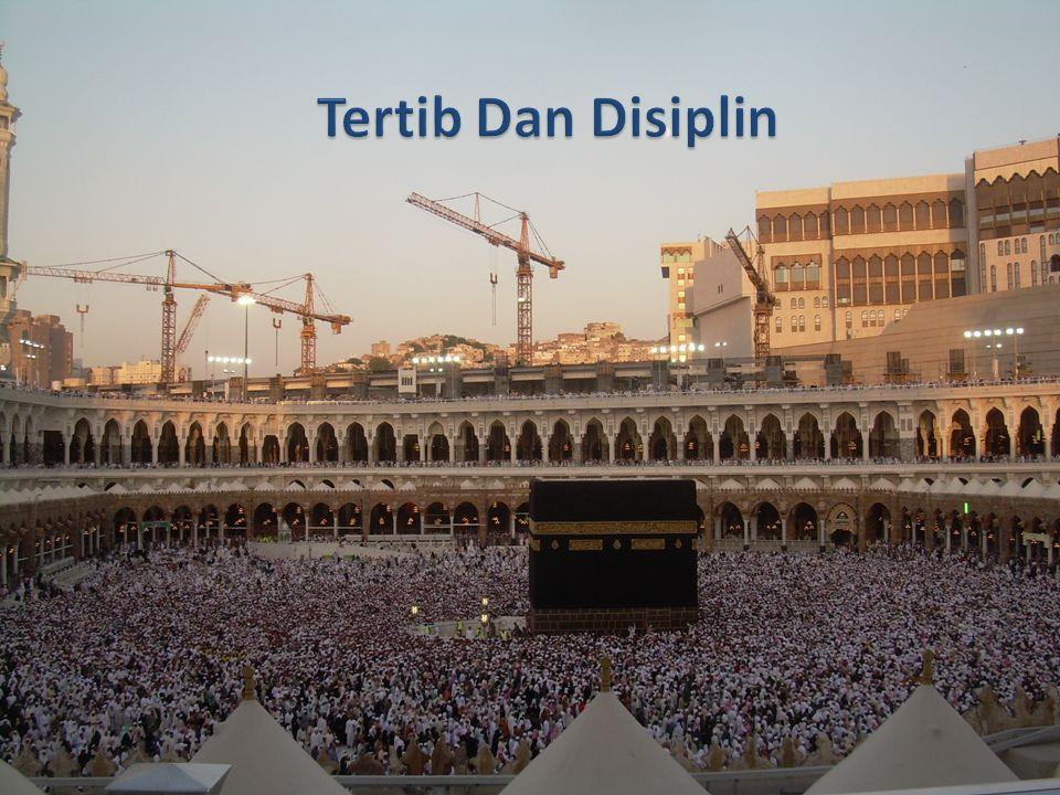 tertib Tertib Dan Disiplin