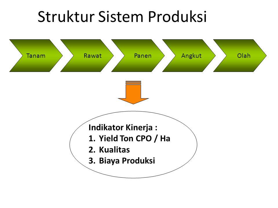 Struktur Sistem Produksi