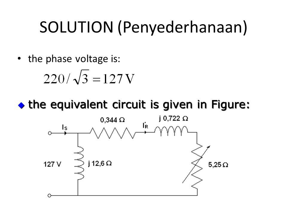 SOLUTION (Penyederhanaan)