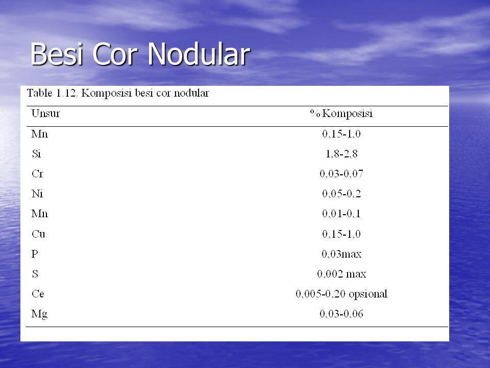 Besi Cor Nodular