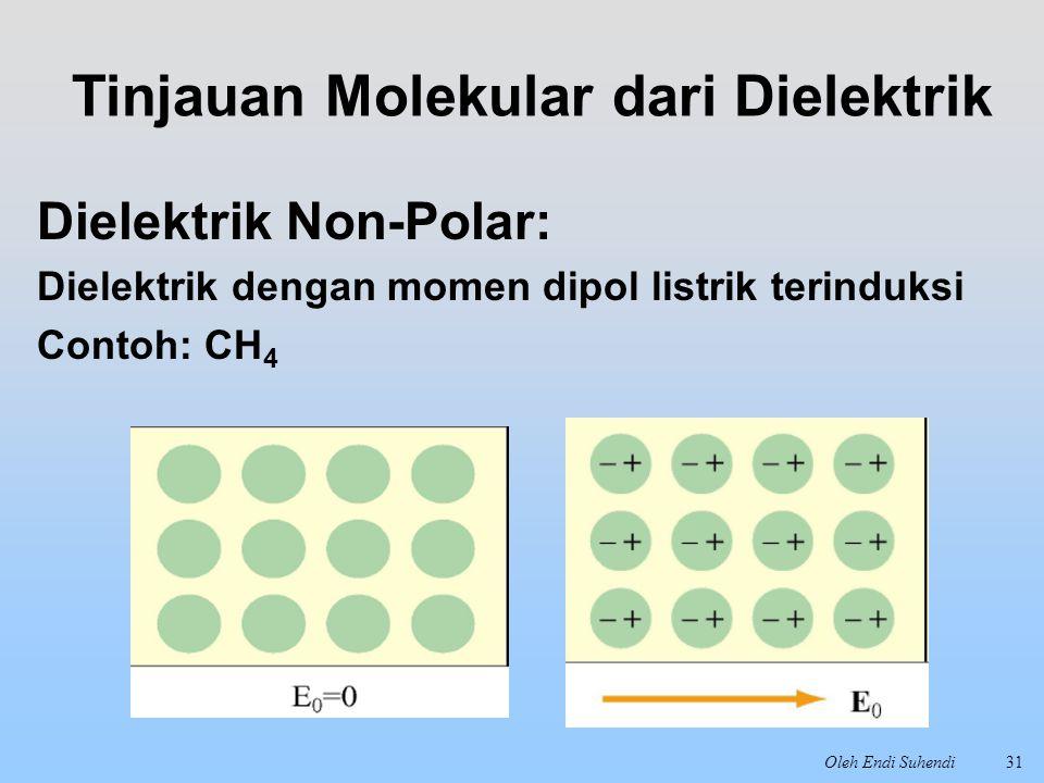 Tinjauan Molekular dari Dielektrik