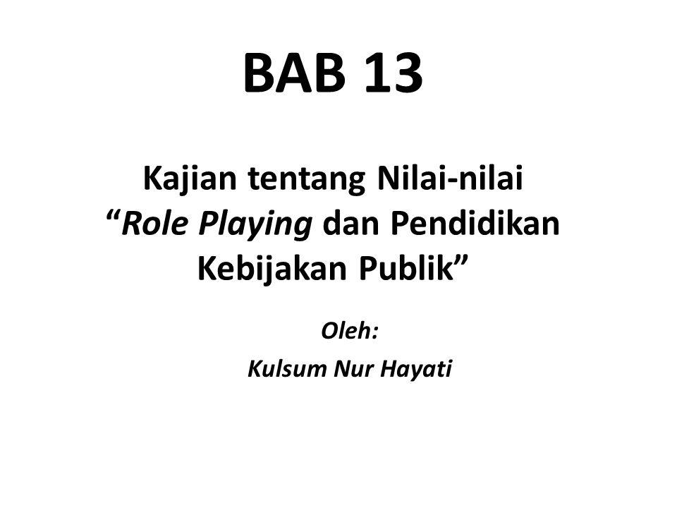 Oleh: Kulsum Nur Hayati