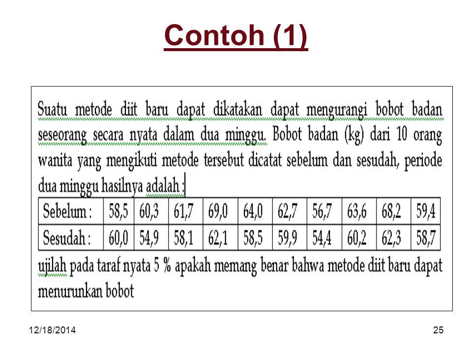 Contoh (1) 4/7/2017