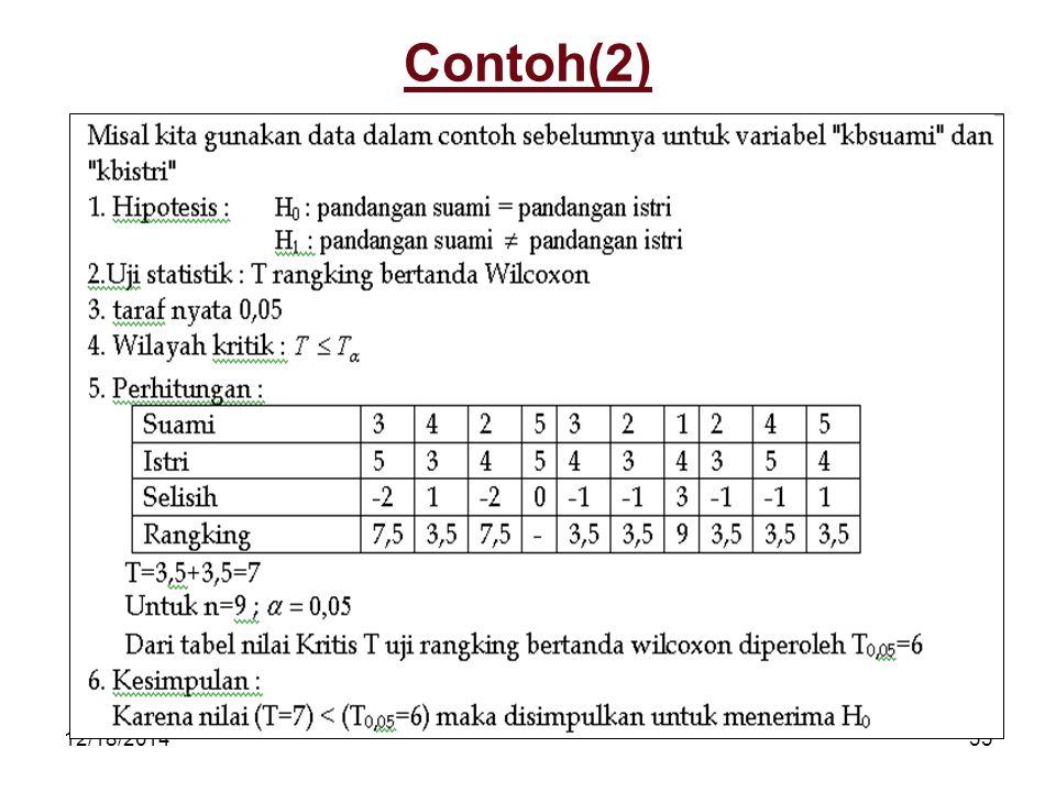 Contoh(2) 4/7/2017