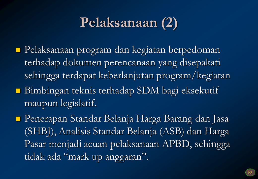 Pelaksanaan (2)