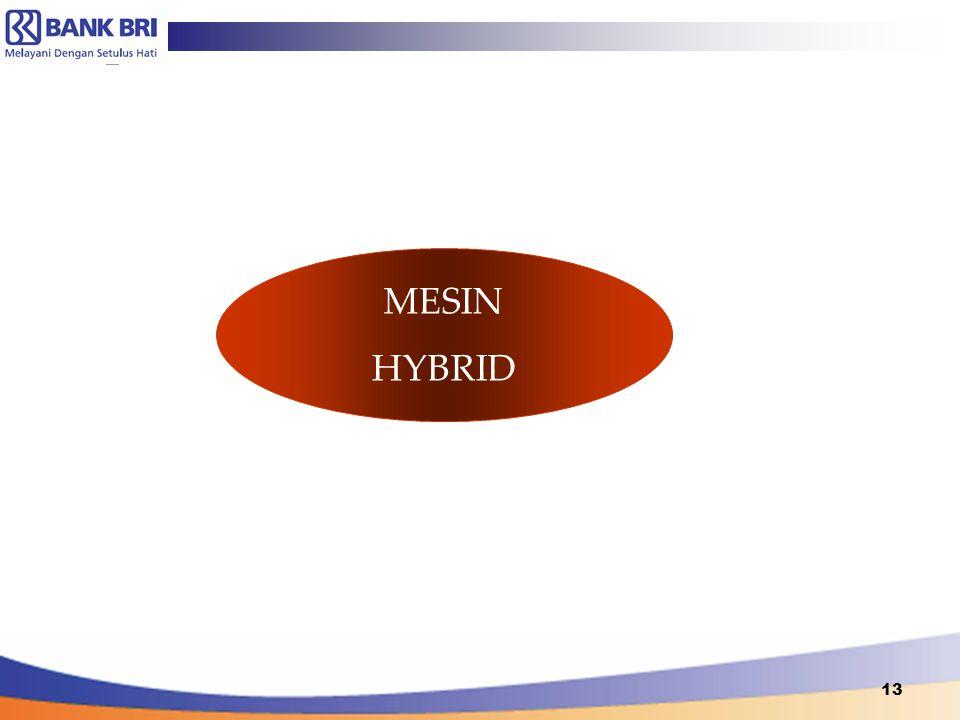 MESIN HYBRID
