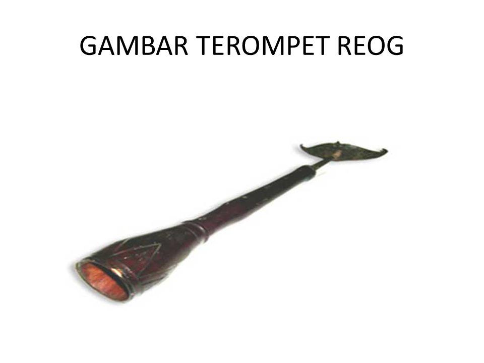 GAMBAR TEROMPET REOG