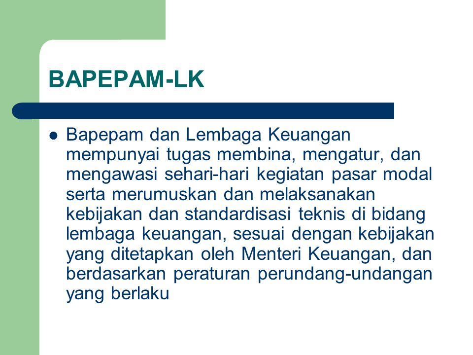 BAPEPAM-LK