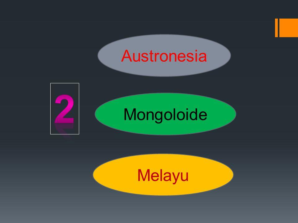 Austronesia Mongoloide Melayu 2