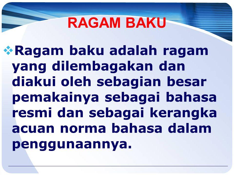 RAGAM BAKU