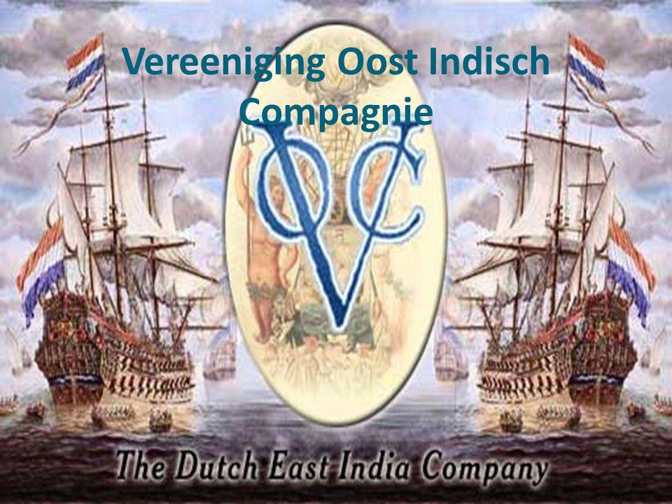 Vereeniging Oost Indisch Compagnie