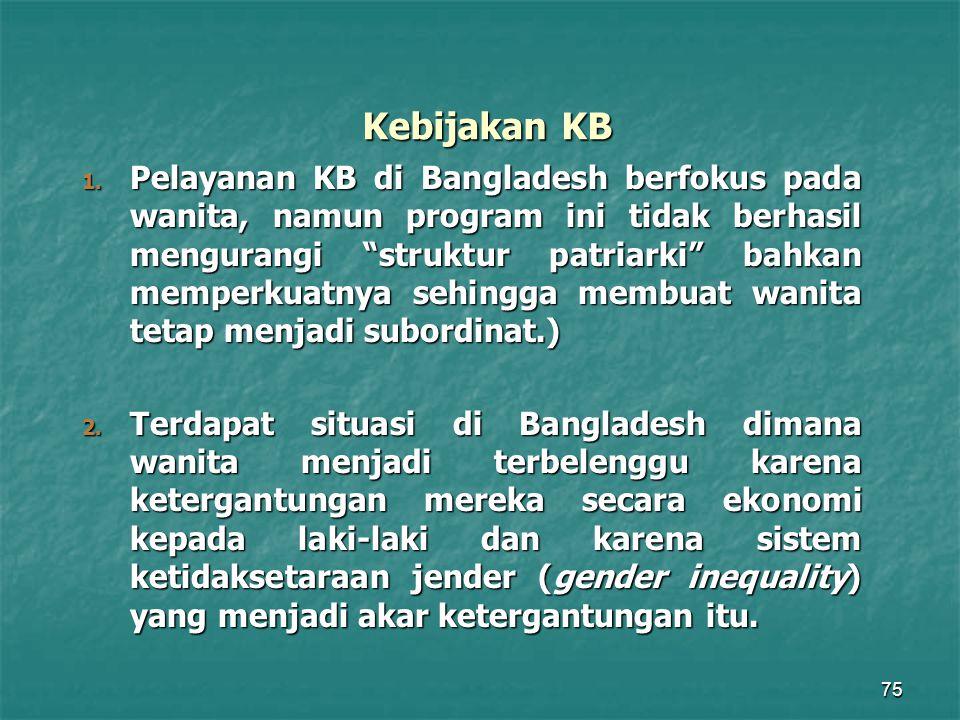 Kebijakan KB