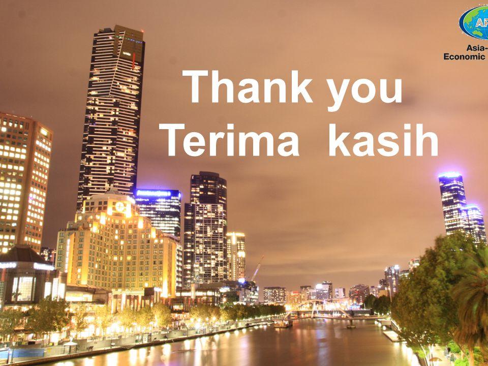 THANK YOU Thank you Terima kasih