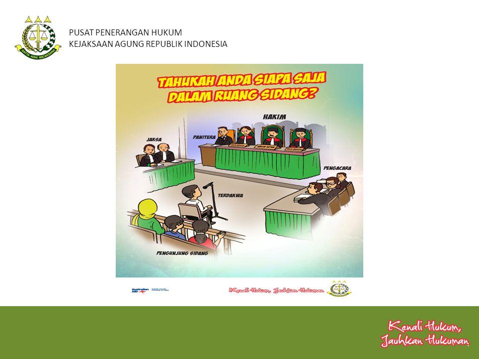 PUSAT PENERANGAN HUKUM KEJAKSAAN AGUNG REPUBLIK INDONESIA