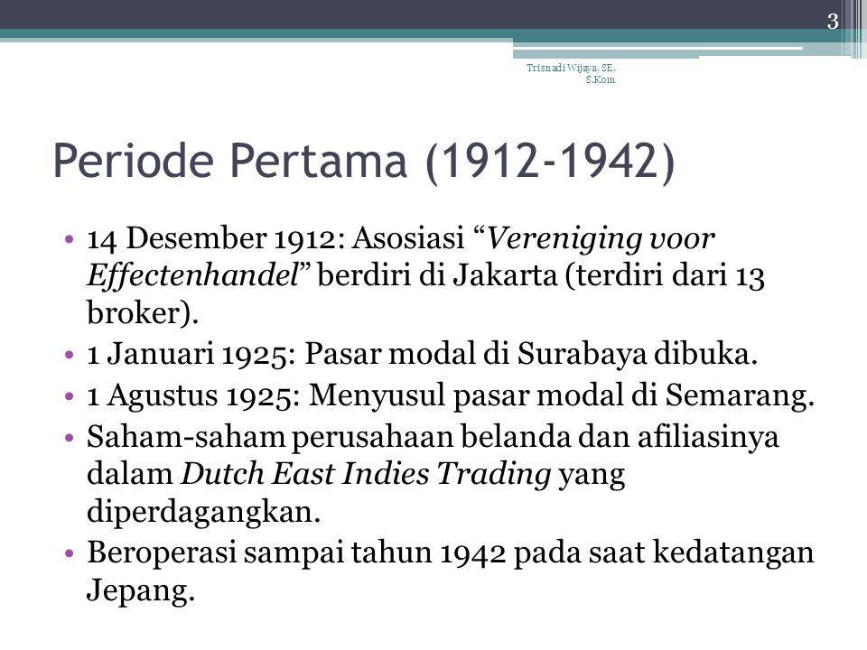 Trisnadi Wijaya, SE, S.Kom