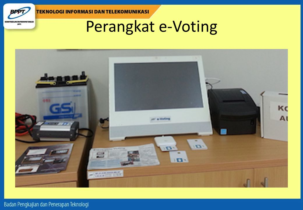 Perangkat e-Voting