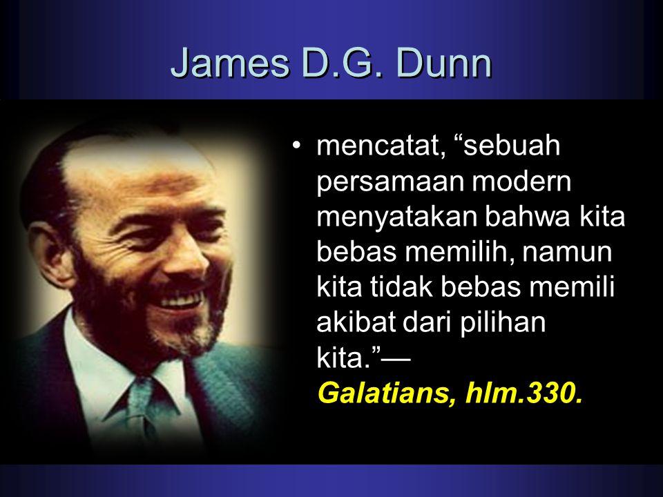 James D.G. Dunn