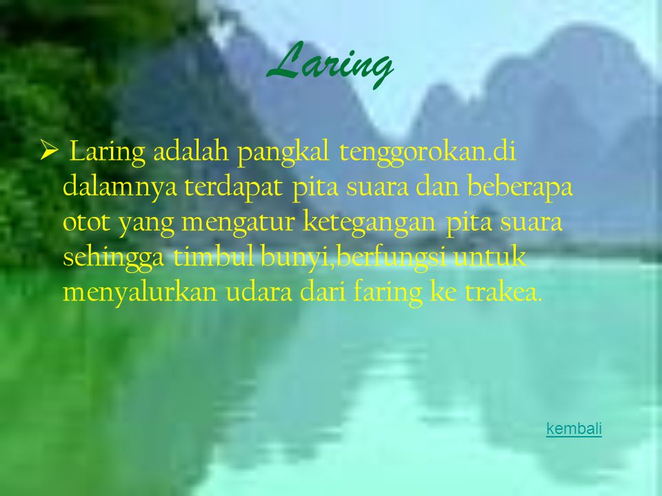 Laring