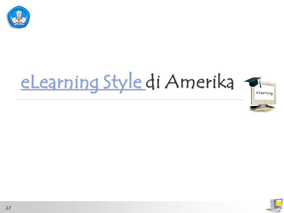 eLearning Style di Amerika