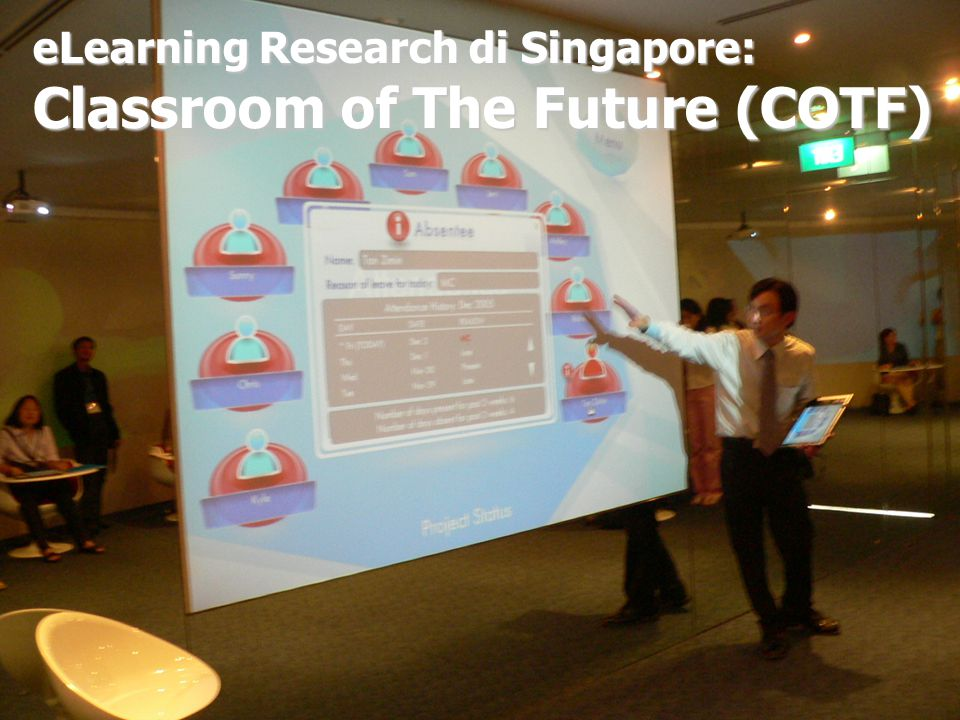 Classroom of The Future (COTF)