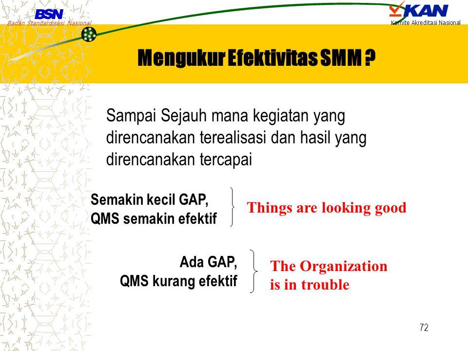Mengukur Efektivitas SMM
