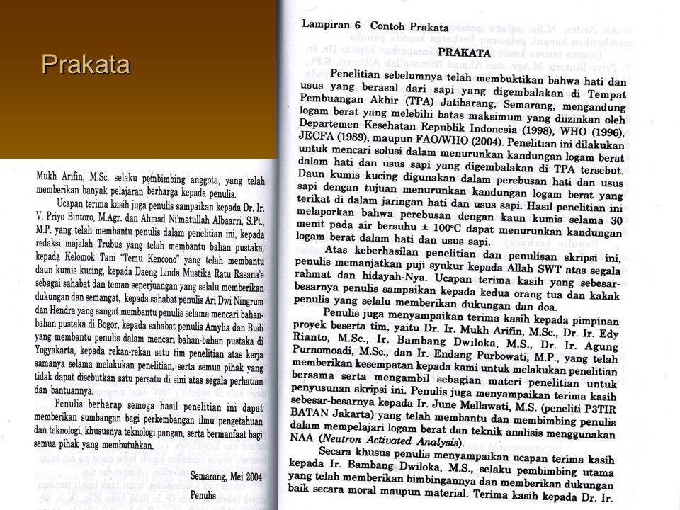 Prakata