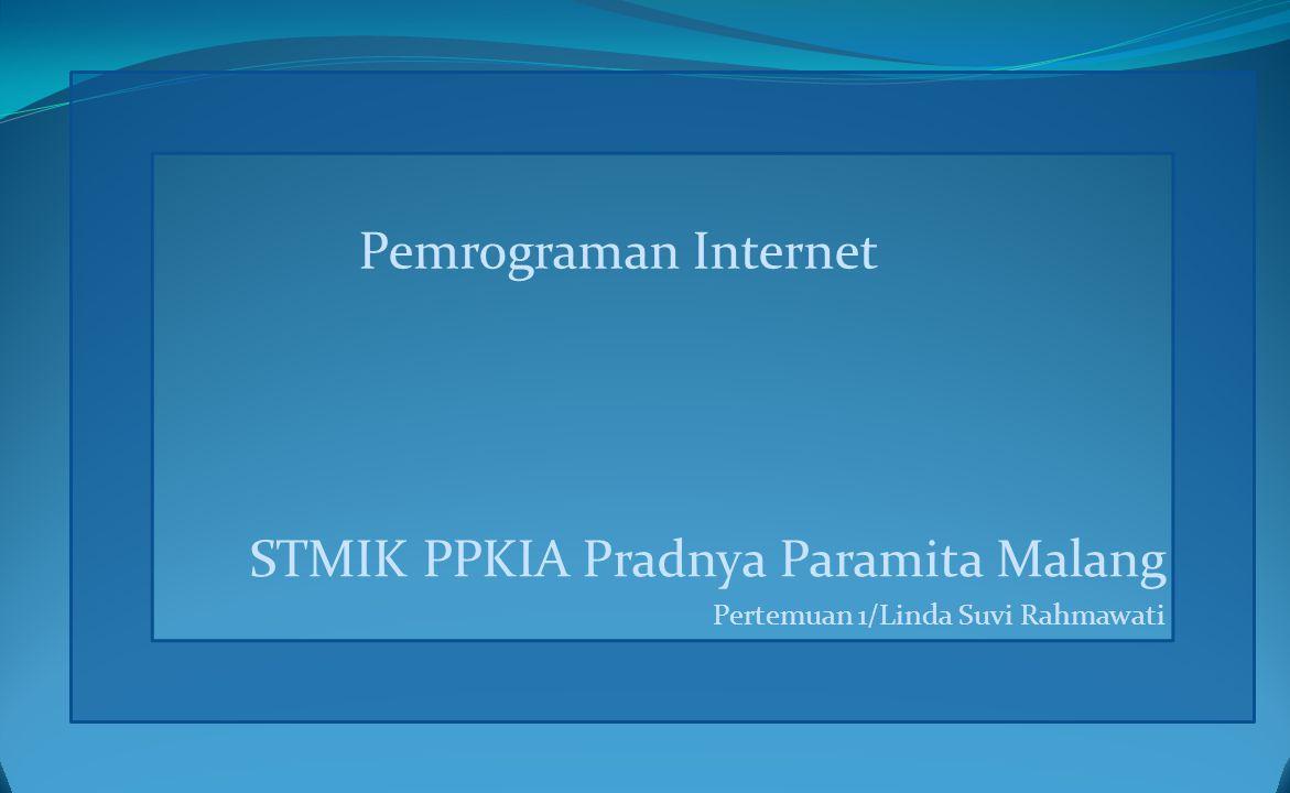 STMIK PPKIA Pradnya Paramita Malang