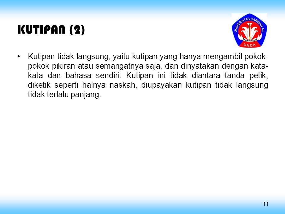 KUTIPAN (2)