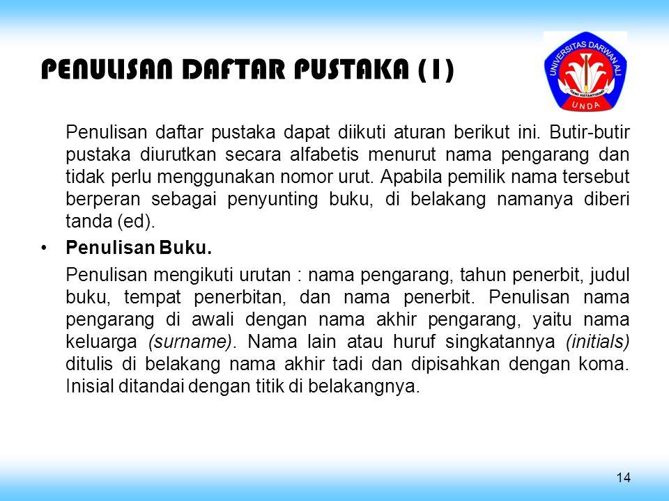 PENULISAN DAFTAR PUSTAKA (1)