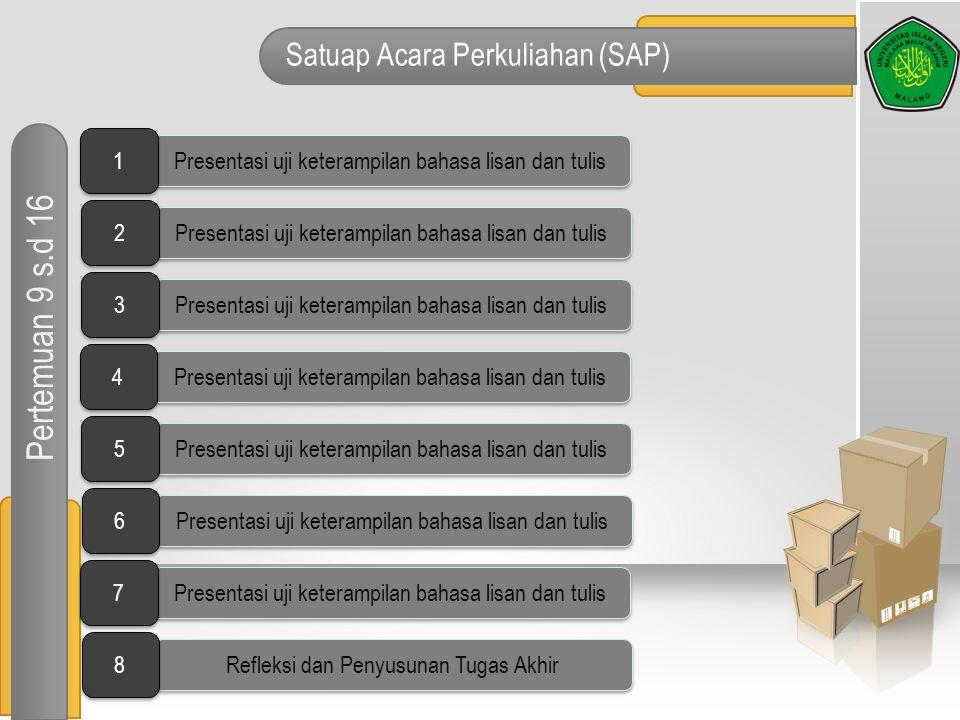 Satuap Acara Perkuliahan (SAP)